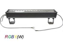 Линейный прожектор СДУ-80 RGBW(Y)/24V