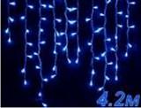 БАХРОМА СВЕТОДИОДНАЯ LED-SKI-4.2M/0.8-220V-B