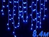 БАХРОМА СВЕТОДИОДНАЯ LED-SKI-8.4M/0.8-220V-B