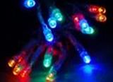 Гирлянда светодиодная LED-SKS-5M-220V-RGBY-C Влагозащищенная!
