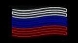 "БАННЕР СВЕТОДИОДНЫЙ ""ФЛАГ МАЛЫЙ"" LED-SKF-FL-SMALL"