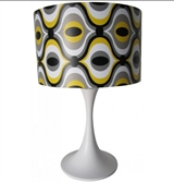 A1960LT-1WH Настольная лампа декоративная Zulu A1960LT-1WH