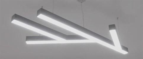 Профильные линейные светильники