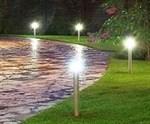 Парковые светильники (столбики)