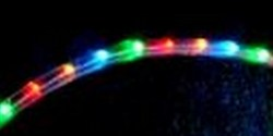 ДЮРАЛАЙТ КРУГЛЫЙ ЧЕЙЗИНГ LED-XD-3W-100-240V-RGBY ПОВЫШЕННОЙ ЯРКОСТИ!