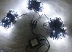 Гирлянда светодиодная LED-SP-20х3-24V-220V-W - фото 6587