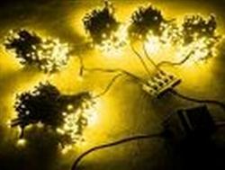 Гирлянда светодиодная LED-KS-20х5-24V-220V-Y - фото 6591