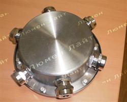 Коробка подводная 6 вводов (арт.01) - фото 8470