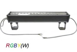 Линейный прожектор СДУ-80 RGBW(Y)/220V (650MM)