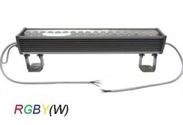 Линейный прожектор 120 RGBW(Y)/220V (1M)