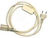 Силовой шнур с вилкой для неона арт.69