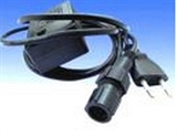 Контроллер CA-K(NF)-5W-20M для плоского пятижильного дюралайта 11х28мм на 20м (арт.69)
