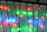 ПЛЕЙ-ЛАЙТ СВЕТОДИОДНЫЙ LED-SKC-2M/1.5M-220V-RGBY-C