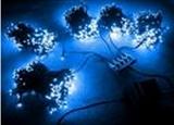 Гирлянда светодиодная LED-KS-20х5-24V-220V-B