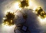 Гирлянда светодиодная LED-BW-20х5-24V-220V-Y-C