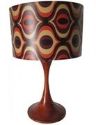 A1961LT-1CK Настольная лампа декоративная Zulu A1961LT-1CK